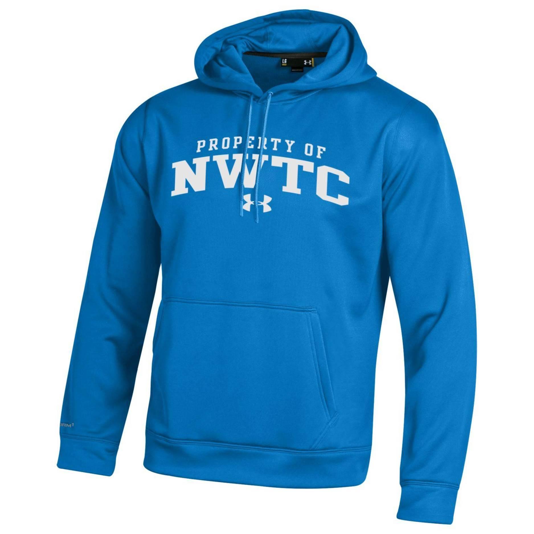 NWTC SWEATSHIRT UA PROPERTY