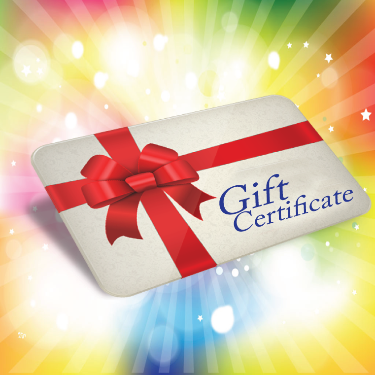 NWTC GIFT CERTIFICATE
