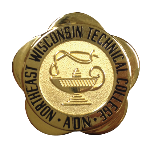 Cover Image For NWTC ADN NURSING PIN