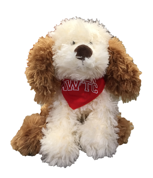 Cover Image For PLUSH DOG