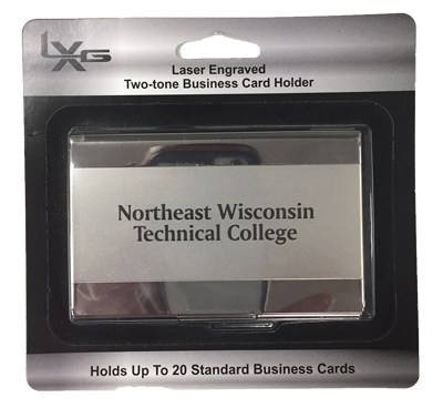 Image For NWTC BUSINESS CARD HOLDER