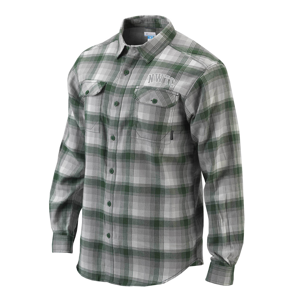 Image For NWTC FLANNEL SHIRT
