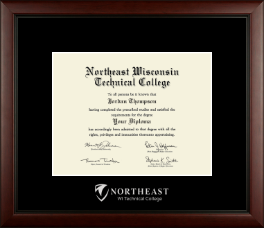 Image For DIPLOMA FRAME ACHIEVEMENT