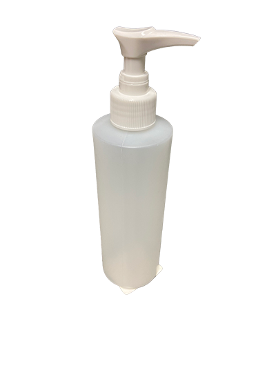 Image For BOTTLE 8OZ WITH PUMP