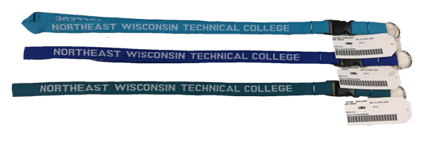 Image For NWTC LANYARD IMPRINTED