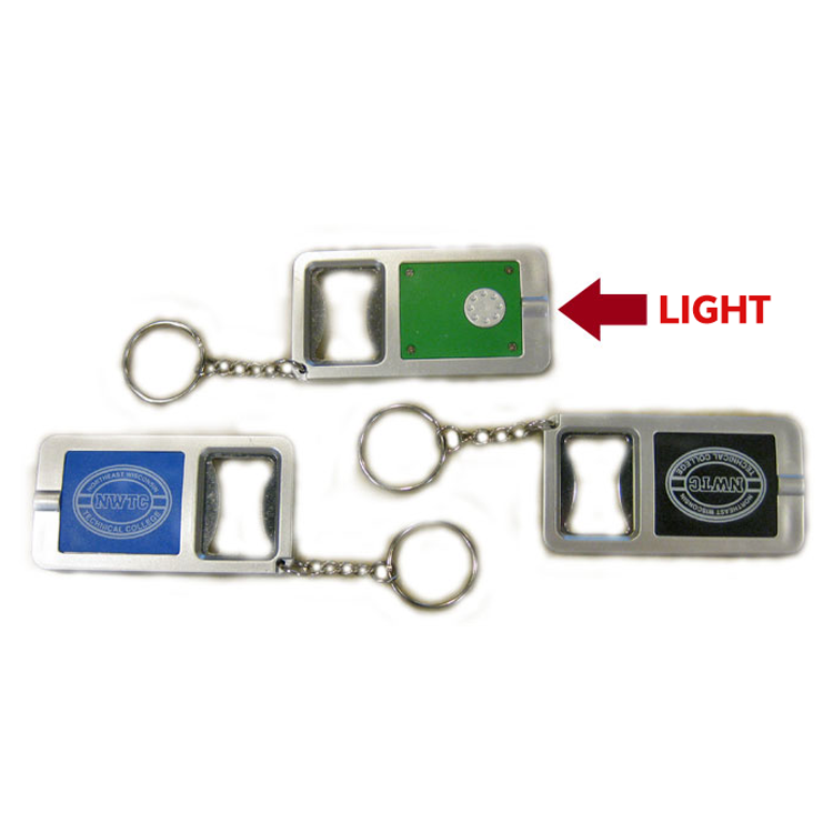 Image For NWTC KEYLIGHT W/BOTTLE OPENER